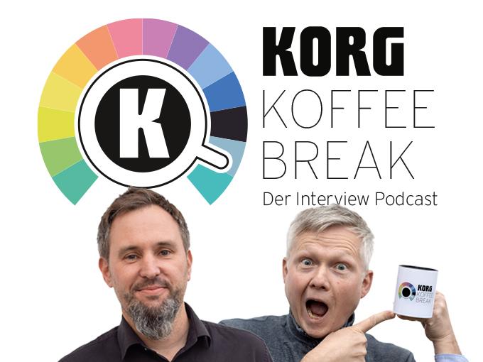 KORG KOFFEE BREAK - Der Interview-Podcast