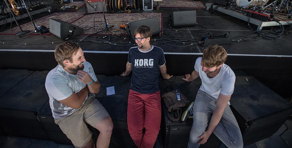 Im Gespräch mit Andreas Gundlach und Dominik Krämer