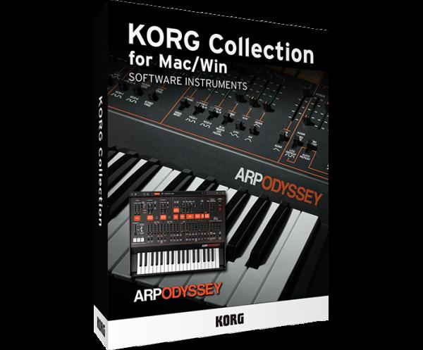 KORG Collection 2 - ARP ODYSSEY