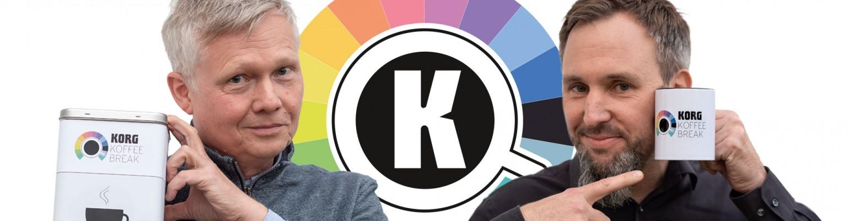KORG KOFFE BREAK - Der Interview-Podcast