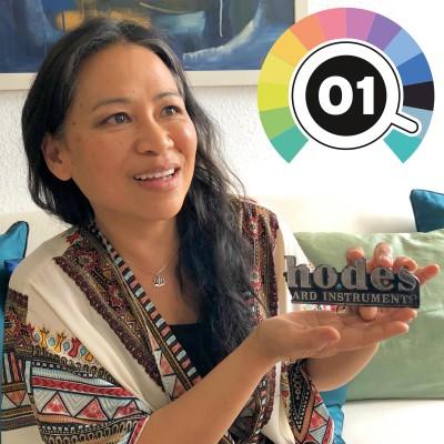 KORG KOFFEE BREAK Podcast Folge 1 Rose Ann Dimalanta