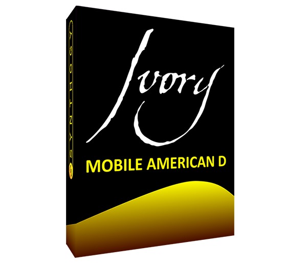 Ivory Mobile American D