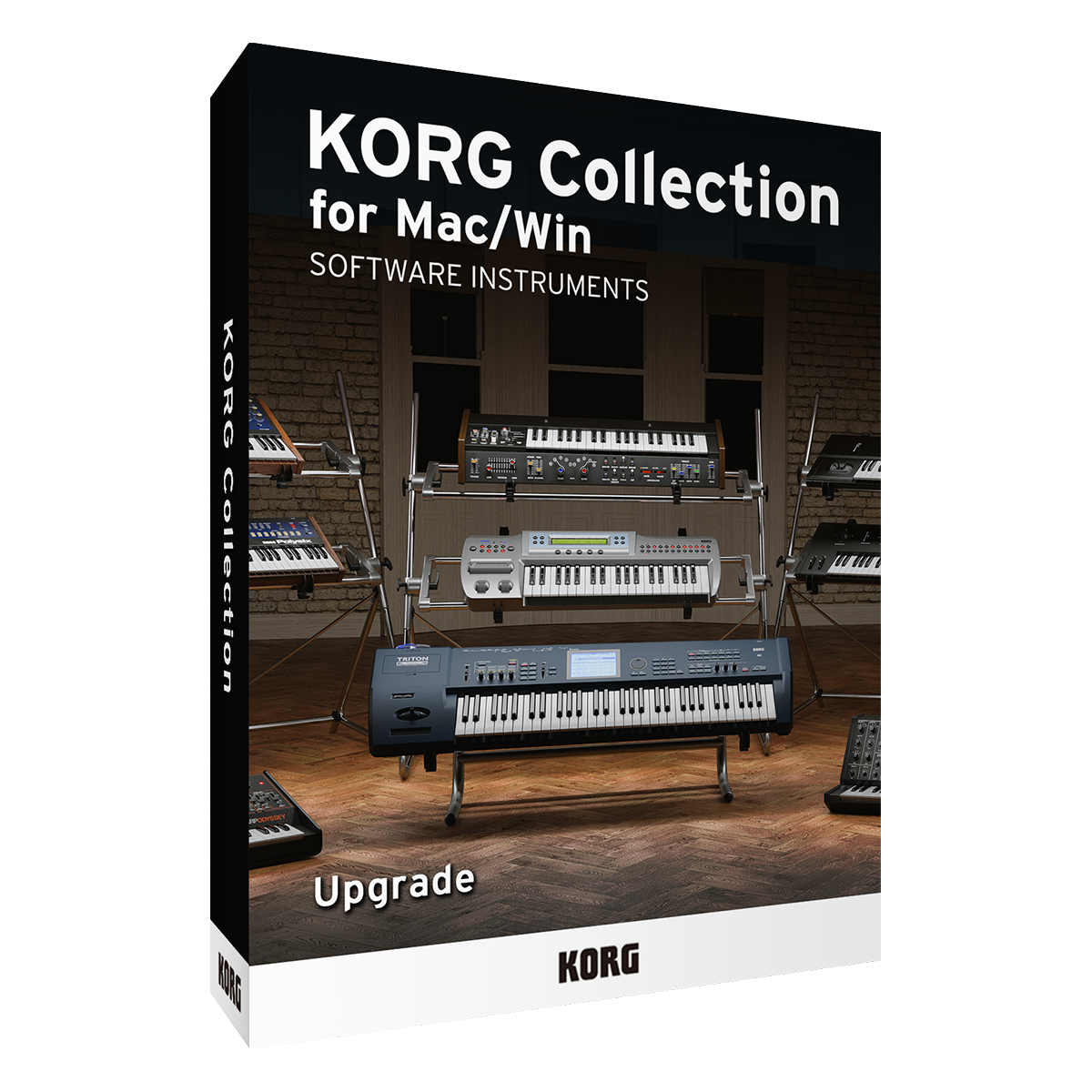 KORG Collection 3 - Upgrade for M1 Le
