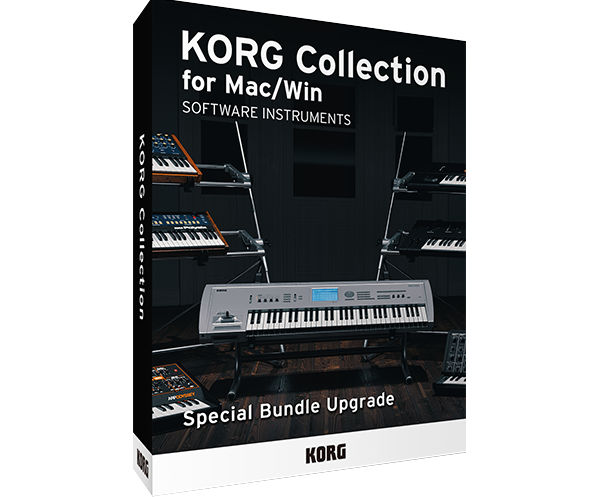 KORG Collection - Special Bundle Version 2 Upgrade für M1 Le