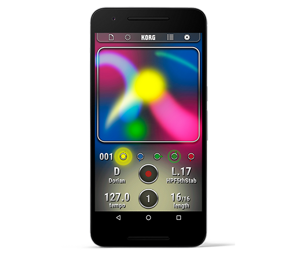 Kaossilator for Android