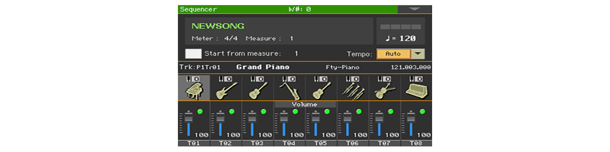 Sequencer - Main