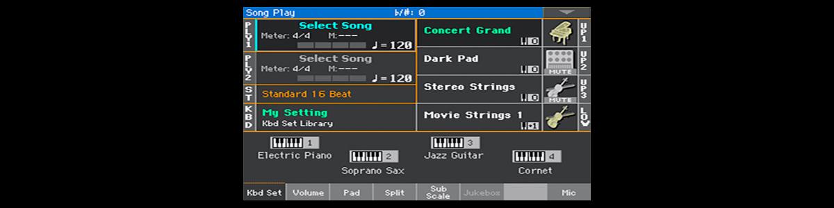 Song Play - Main