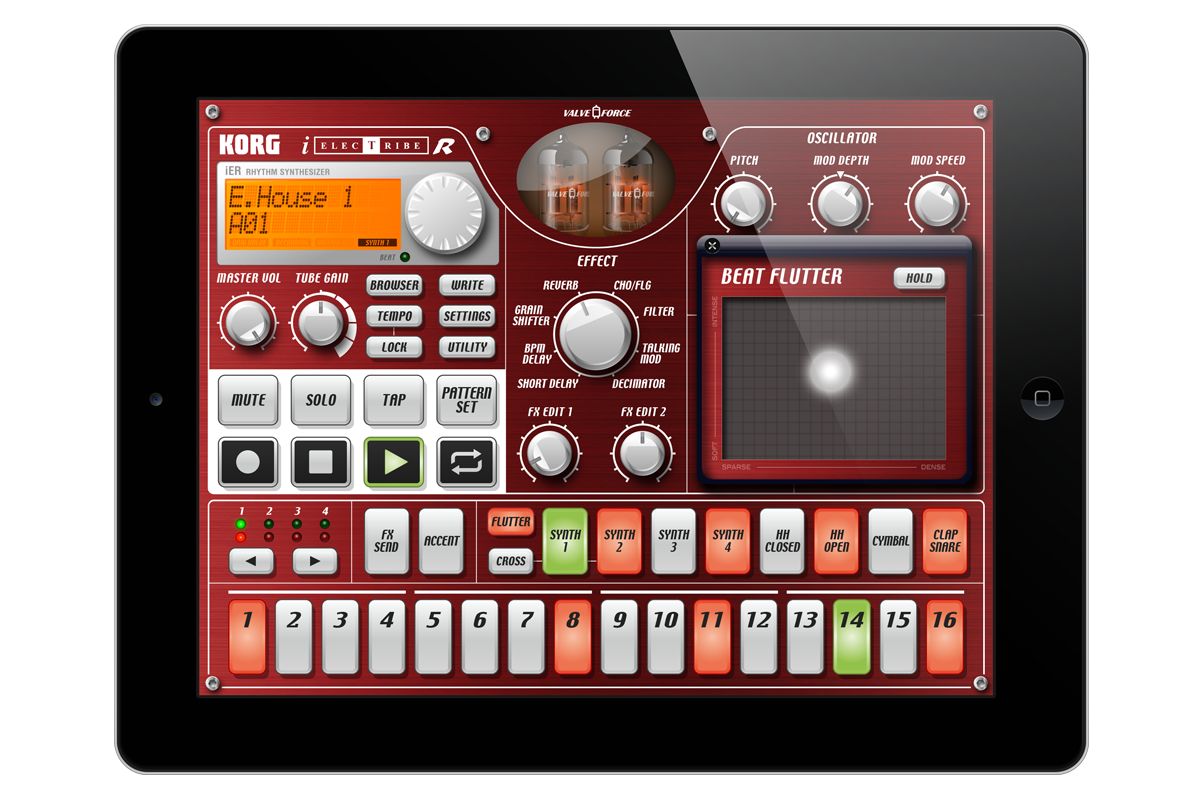 iELECTRIBE
