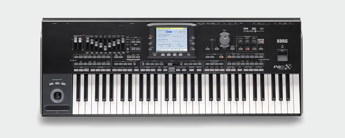 Pa3X 61 keys