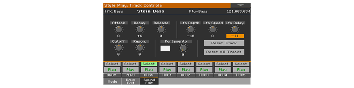 Mixer - Sound Edit