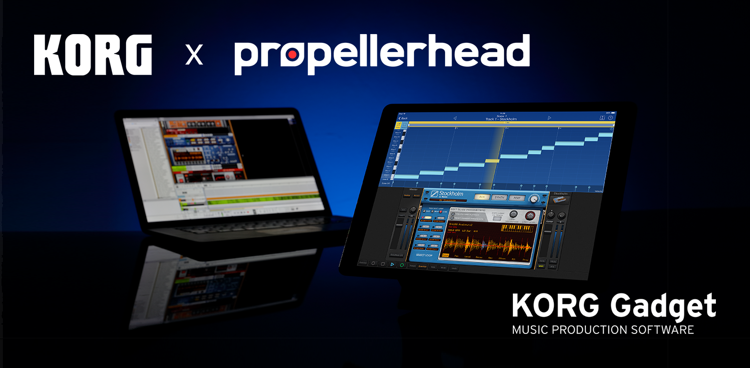Noticias | KORG Gadget for iOS / Mac collaboration with