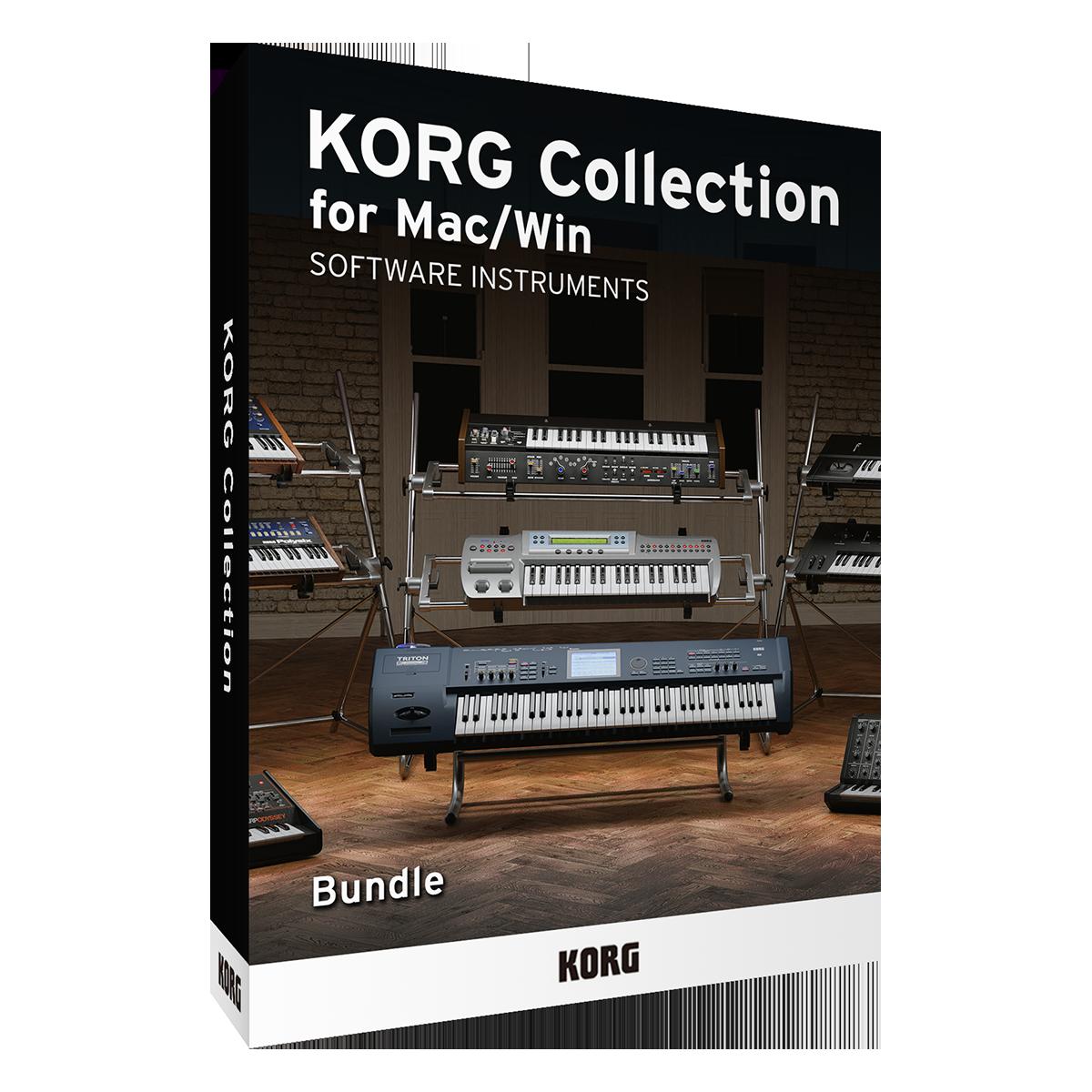 KORG Collection 3 - Full Version