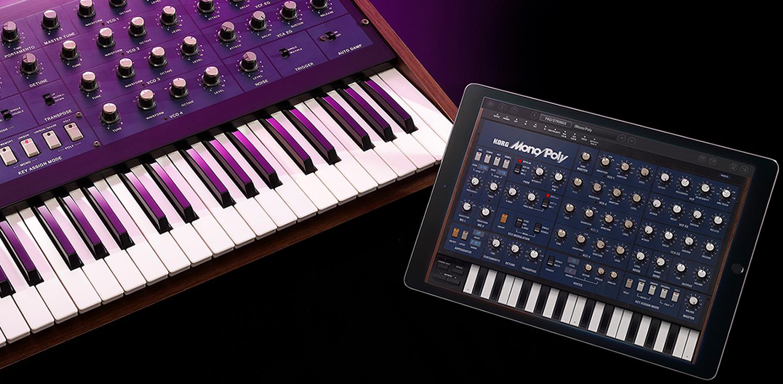 The Mono Poly analog synthesizer 95615970653e