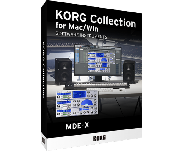 KORG Collection - MDE-X