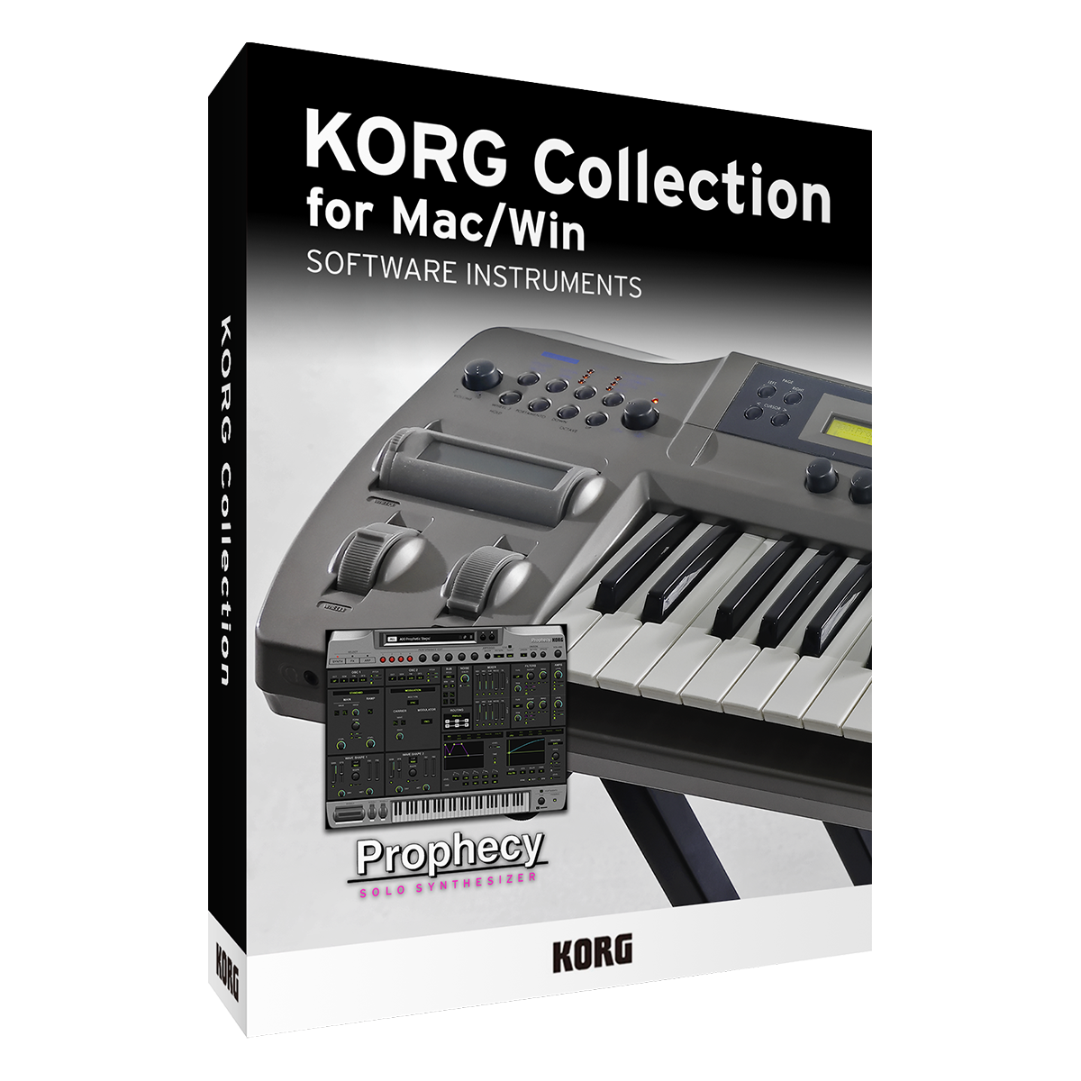KORG Collection 3 - Prophecy
