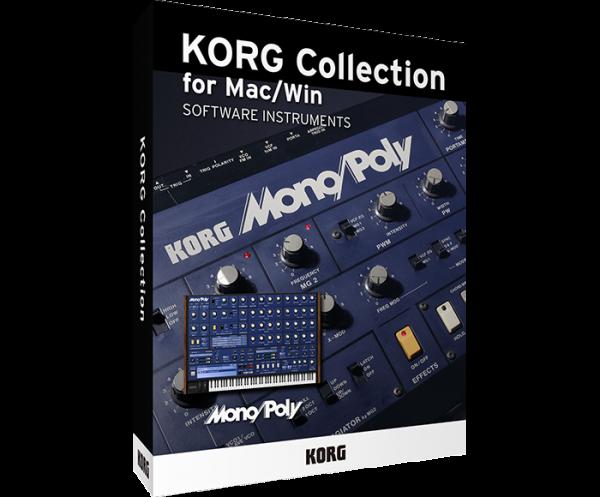 KORG Collection - Mono/Poly