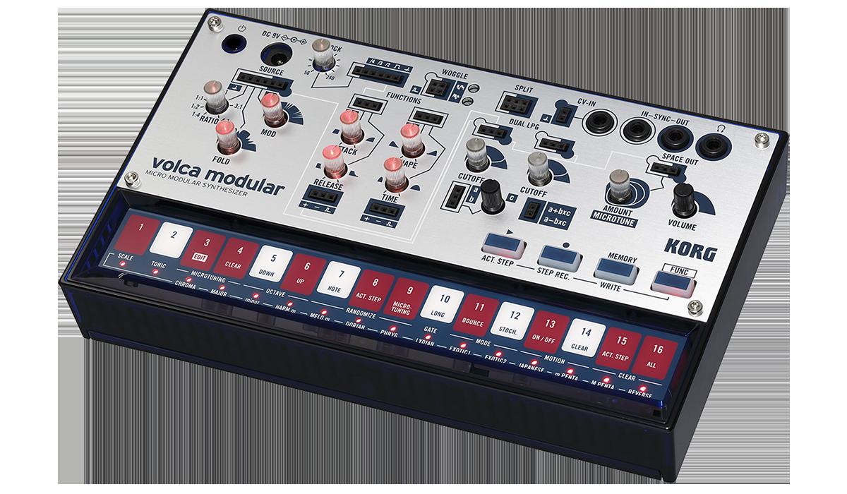 volca modular micro modular synthesizer korg france. Black Bedroom Furniture Sets. Home Design Ideas