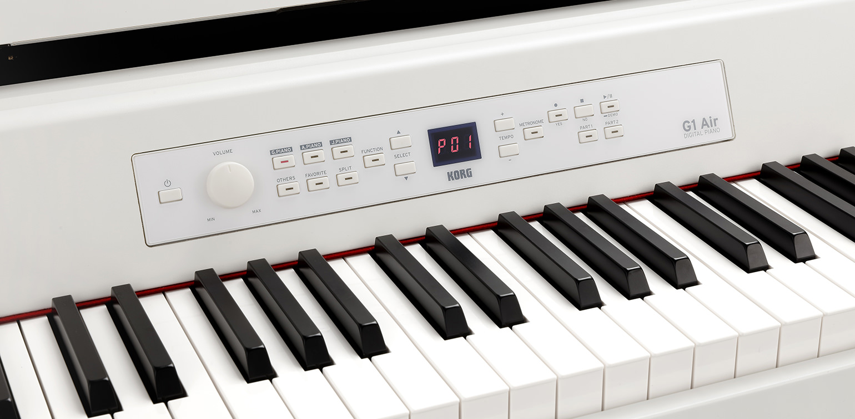 g1 air digital piano korg hong kong. Black Bedroom Furniture Sets. Home Design Ideas