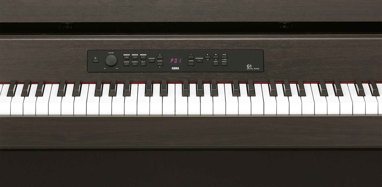 g1 digital piano korg india. Black Bedroom Furniture Sets. Home Design Ideas