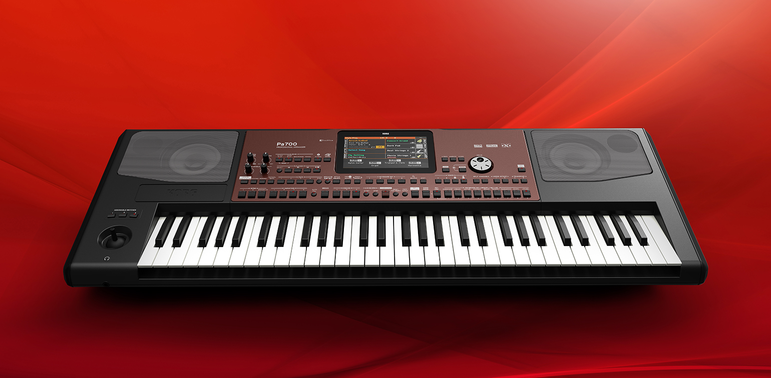 Specifications | Pa700 - PROFESSIONAL ARRANGER | KORG (India)