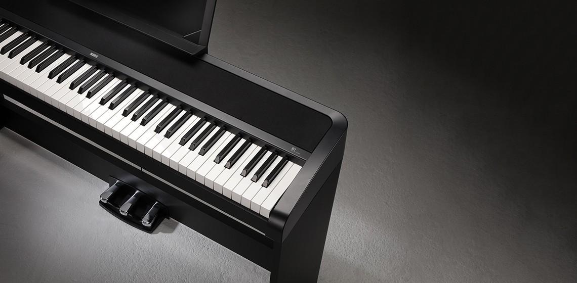 b1sp digital piano korg india. Black Bedroom Furniture Sets. Home Design Ideas