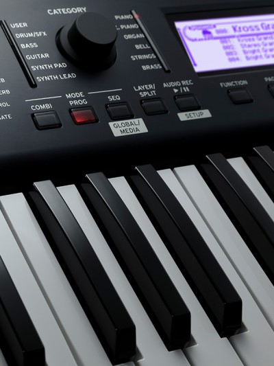 KROSS - SYNTHESIZER WORKSTATION | KORG (India)