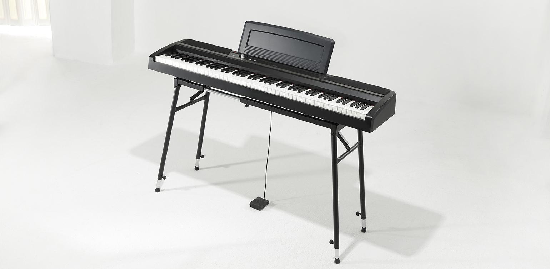 sp 170s digital piano korg india. Black Bedroom Furniture Sets. Home Design Ideas
