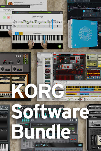 KORG Software Bundle News