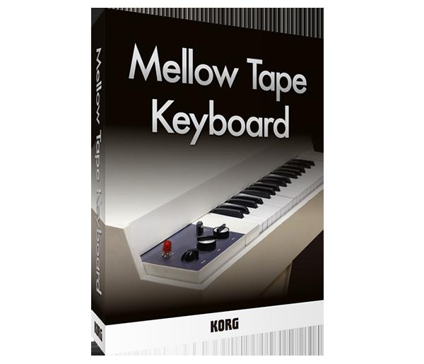 Mellow Tape Keyboard