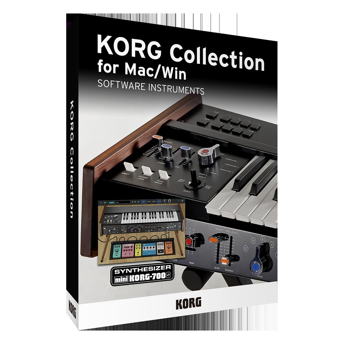 KORG Collection 3 - miniKORG 700S