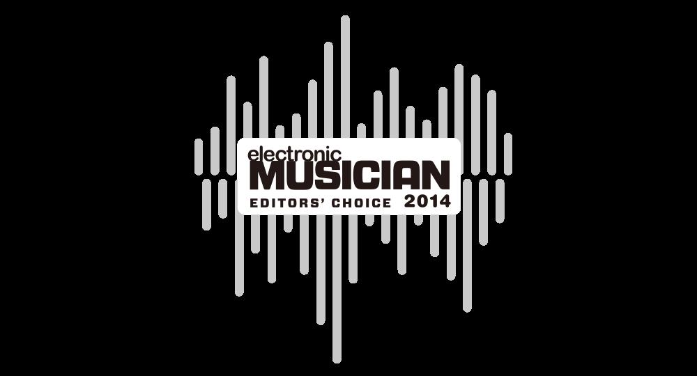 Electronic Musician 2014 Editor's Choice Award