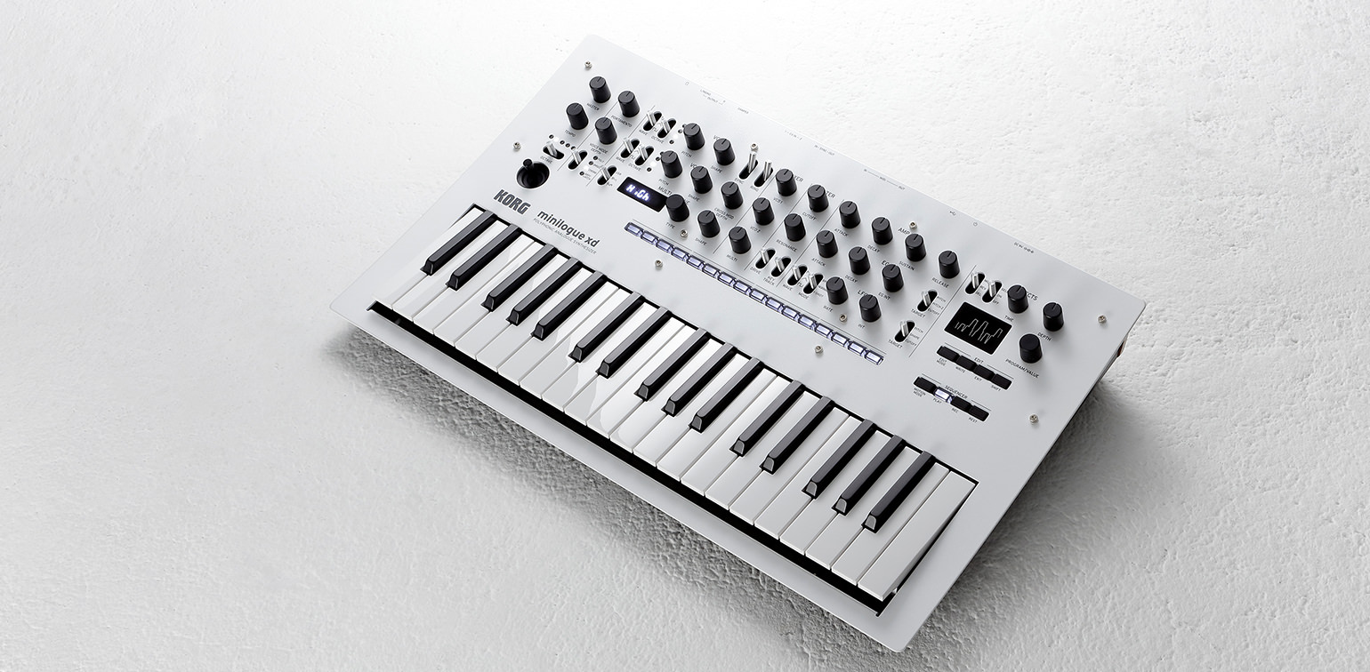 minilogue xd PW