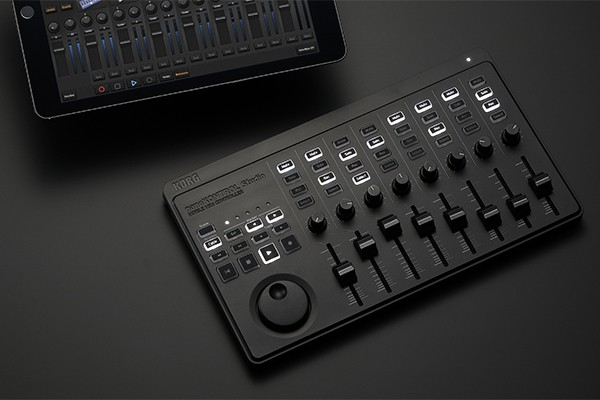 nanokontrol studio mobile midi controller korg italy. Black Bedroom Furniture Sets. Home Design Ideas