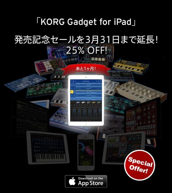 Gadget sale