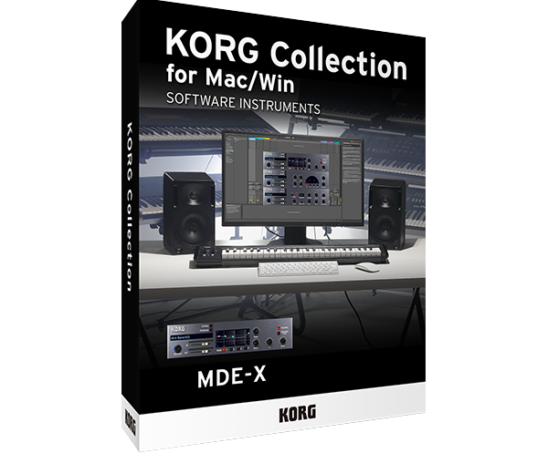 KORG Collection 2 - MDE-X