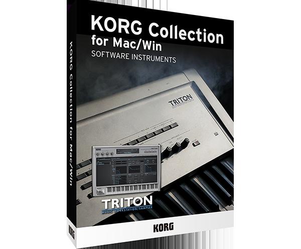 KORG Collection 2 - TRITON