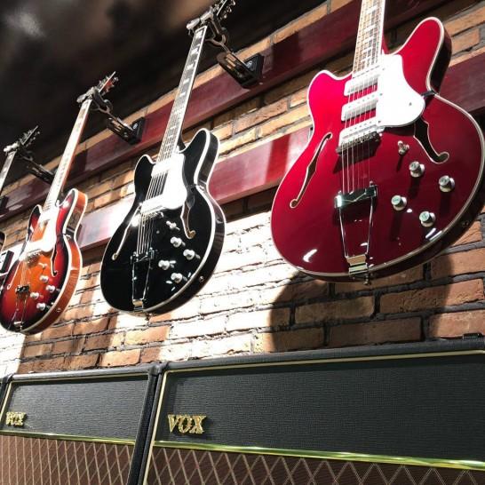 KORG Import Division Guitar Owners' Salon SHIBUYA