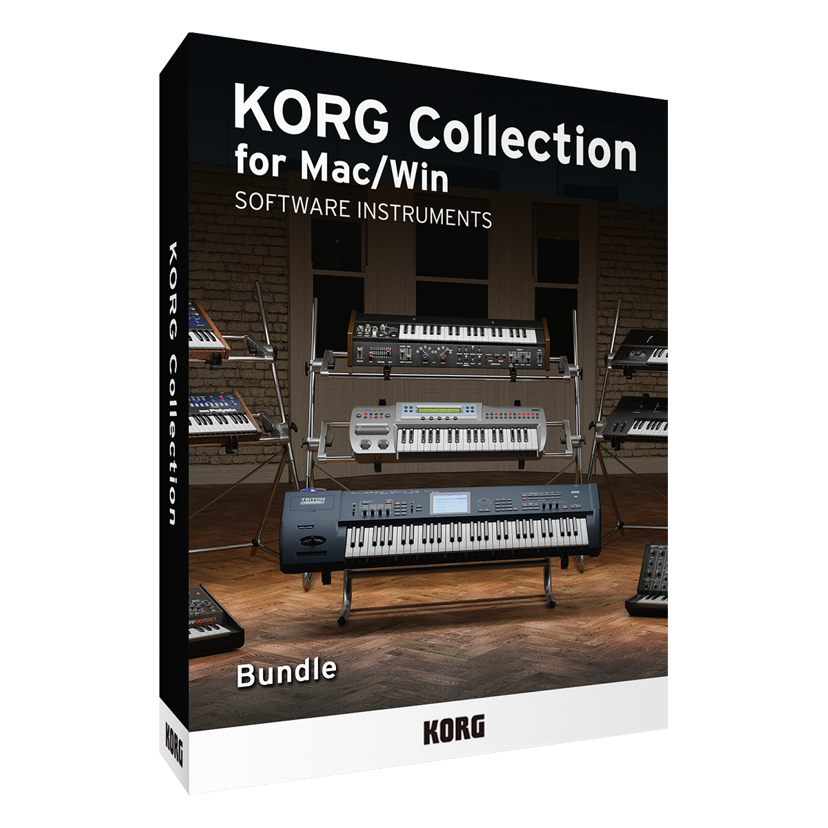 KORG Collection 2 - フルバージョン