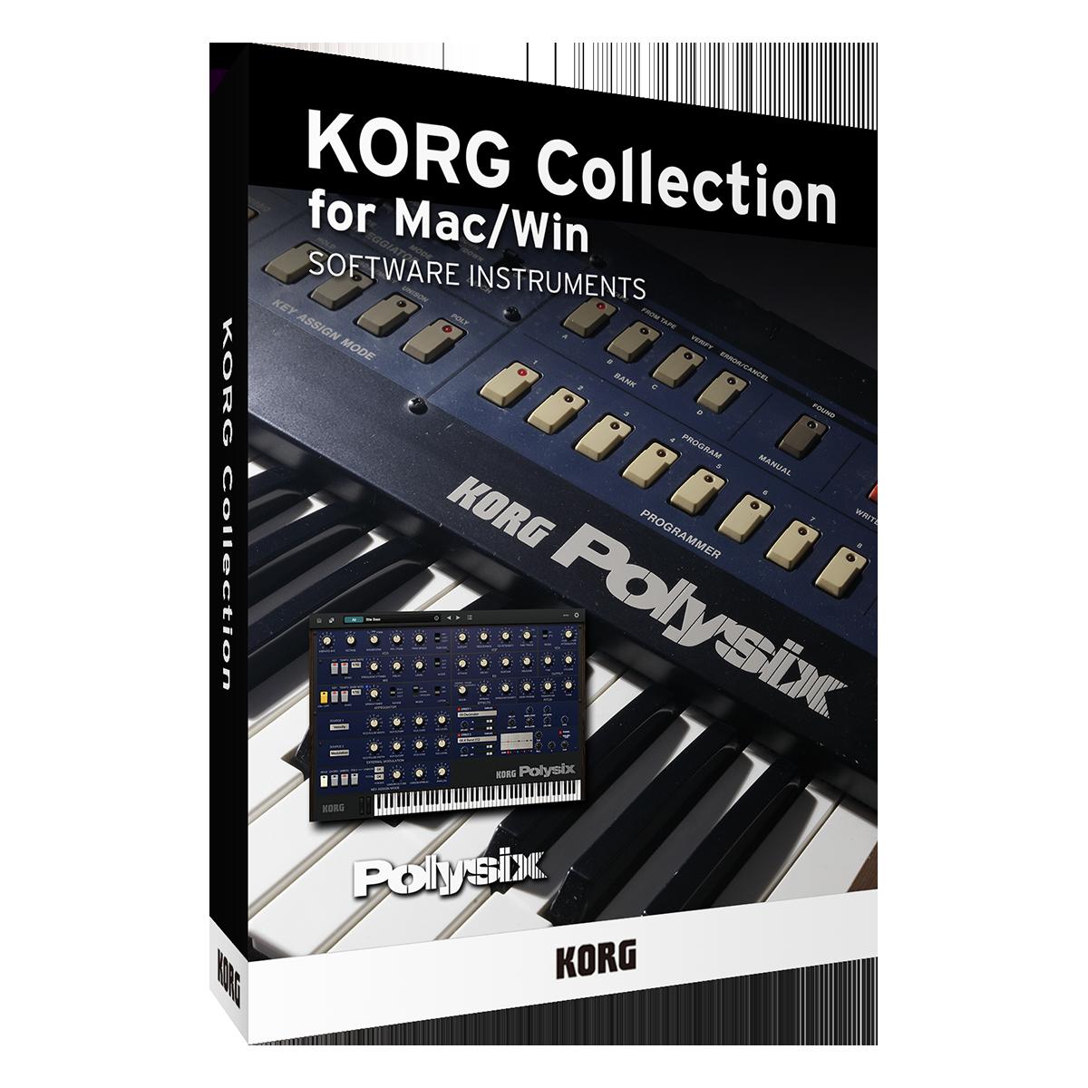 KORG Collection 3 - Polysix