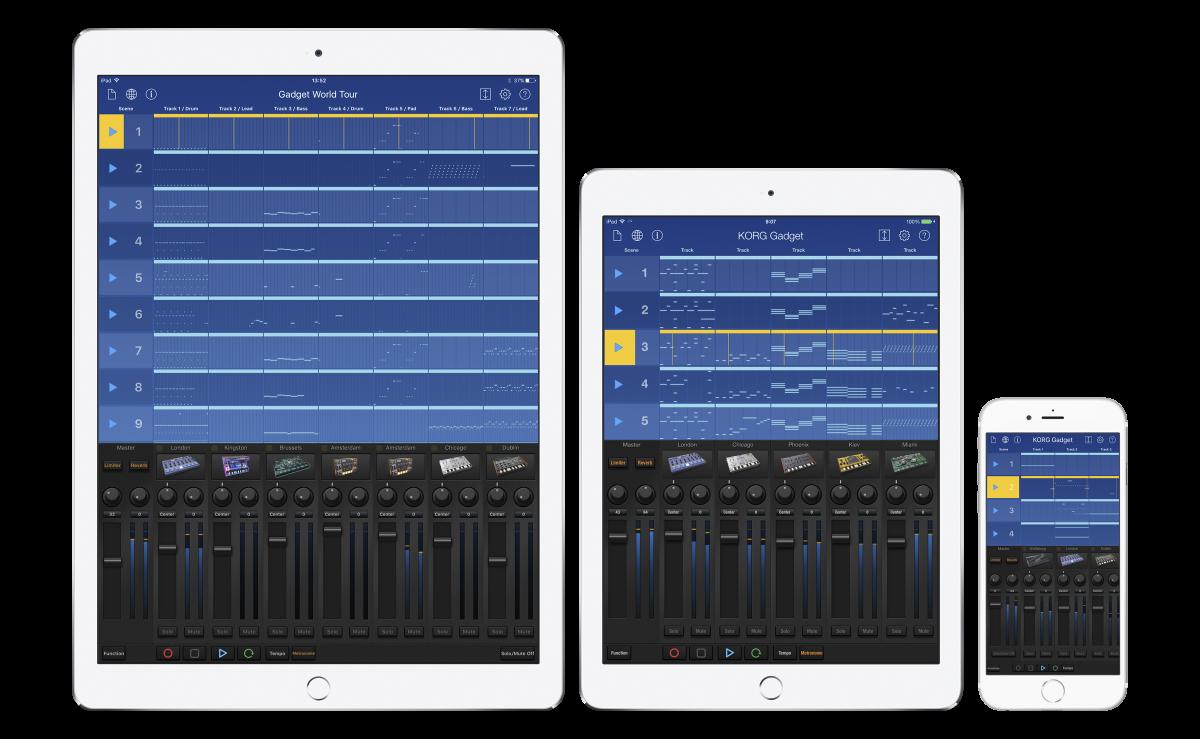 KORG Gadget for iOS