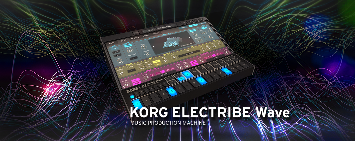 KORG ELECTRIBE Wave