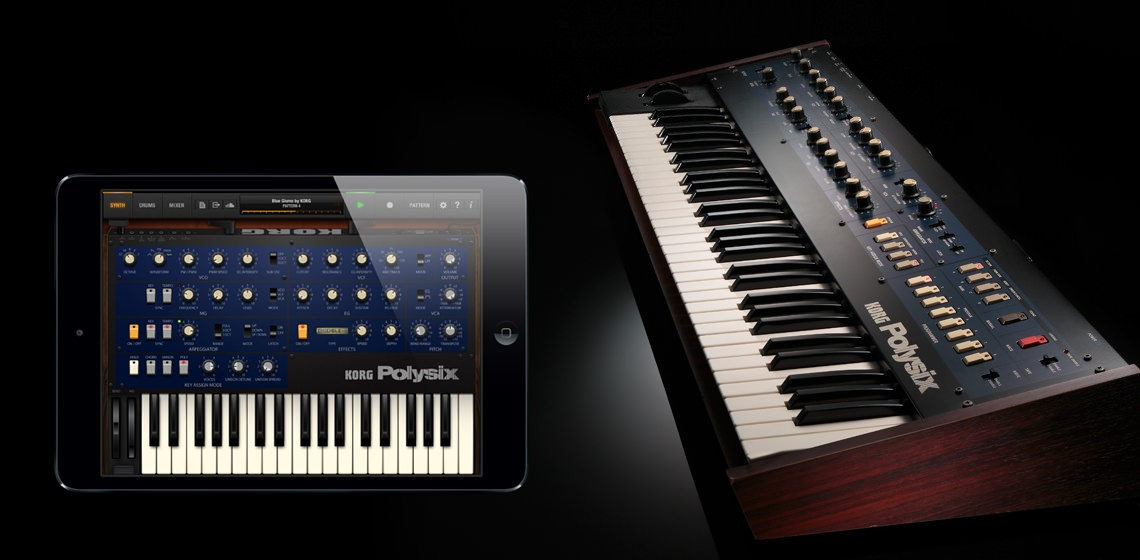 iPolysix for iPad