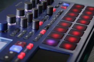 electribe - MUSIC PRODUCTION STATION | KORG (Middle East - EN)