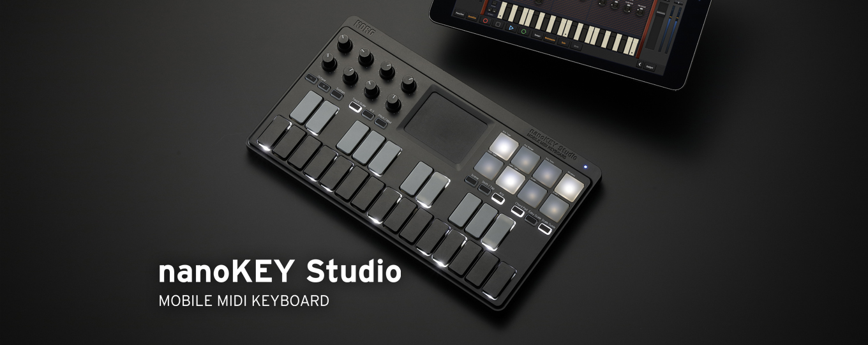 nanoKEY Studio