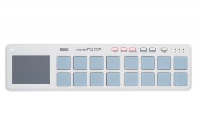 nanoPAD2 - SLIM-LINE USB CONTROLLER | KORG (Middle East - EN)