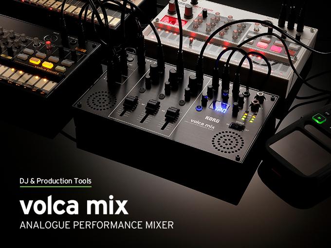 volca mix