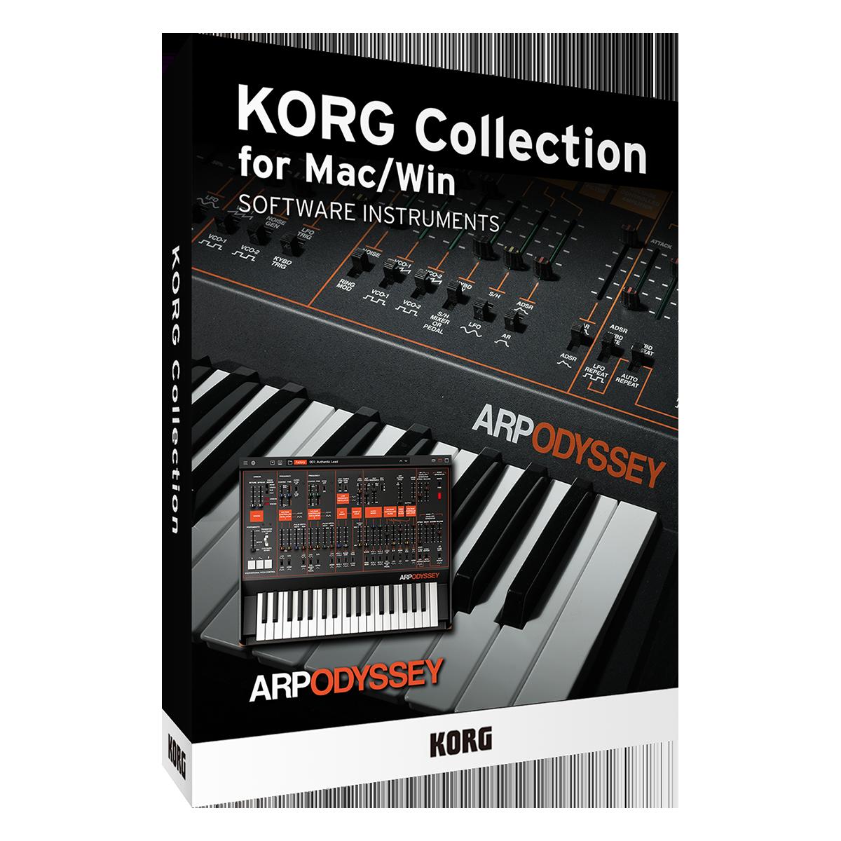 KORG Collection 3 - ARP ODYSSEY