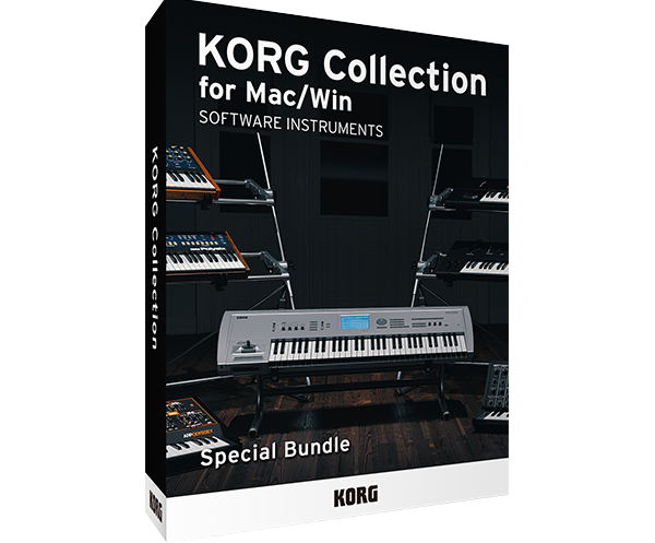 KORG Collection - Special Bundle v2