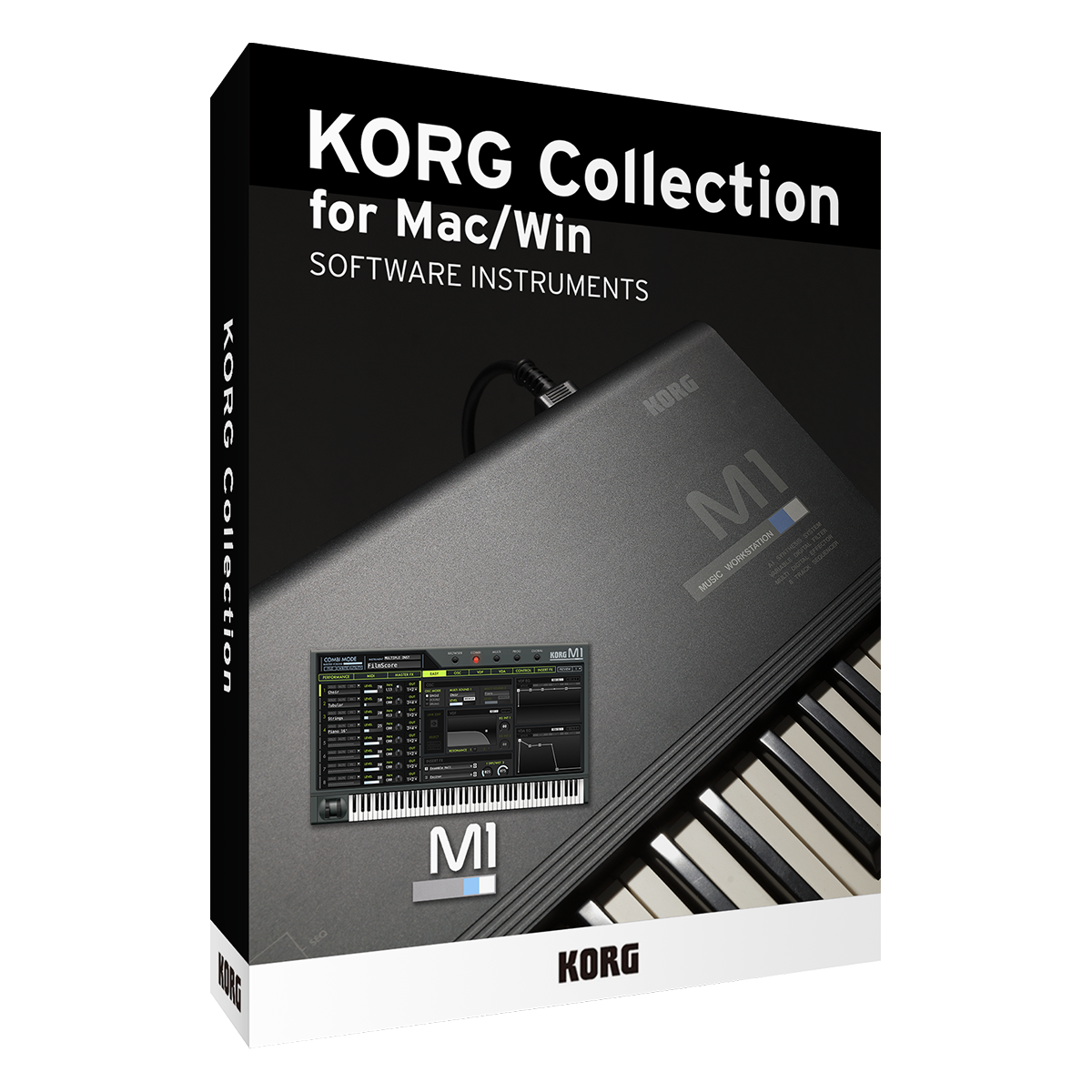 KORG Collection 3 - M1