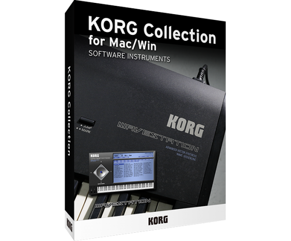 KORG Collection - WAVESTATION